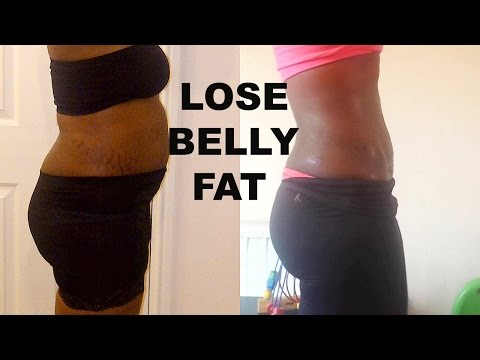 How To Lose Belly Fat / Tips and Tricks + Before and After Pictures