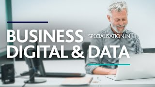 Diploma of Business (specialisation in Digital & Data) BSB50120