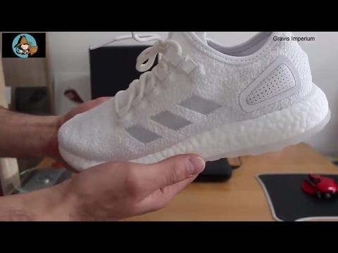 Questa Desiderio Scarpa È Un Fuoco!Adidas Desiderio Questa X Sneakerboy Pureboost! 96f632