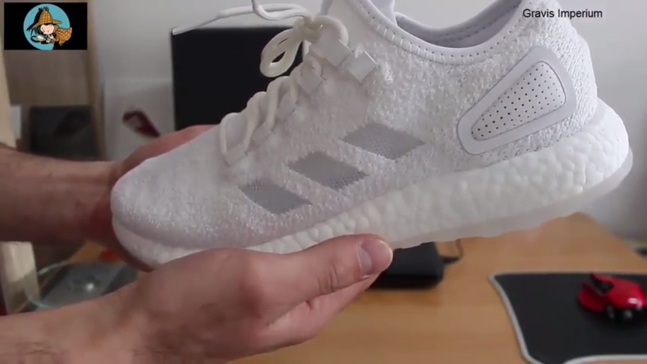 0181043ce Jellyfish Adidas x Sneaker Exchange x Sneakerboy x Wish collaboration  Unboxing and Review