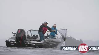 Ranger 2080MS Angler On-Water Footage