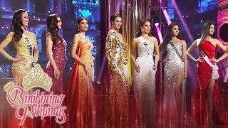 Top 25 Long Gown Competition | Binibining Pilipinas 2019 (With Eng Subs)