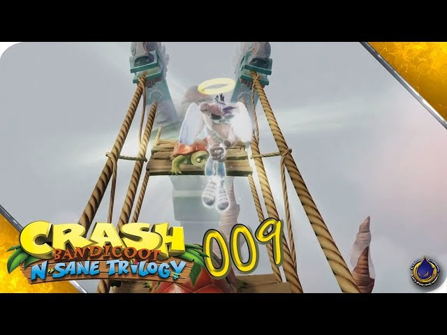 CRASH BANDICOOT - N. Sane Trilogy 🍎 [009] Herr, Lass Geduld vom Himmel fallen!