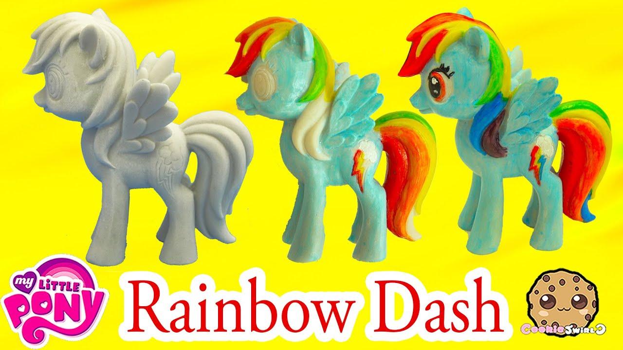 Diy painting my little pony rainbow dash statue paint craft do it diy painting my little pony rainbow dash statue paint craft do it yourself video cookieswirlc youtube solutioingenieria Image collections