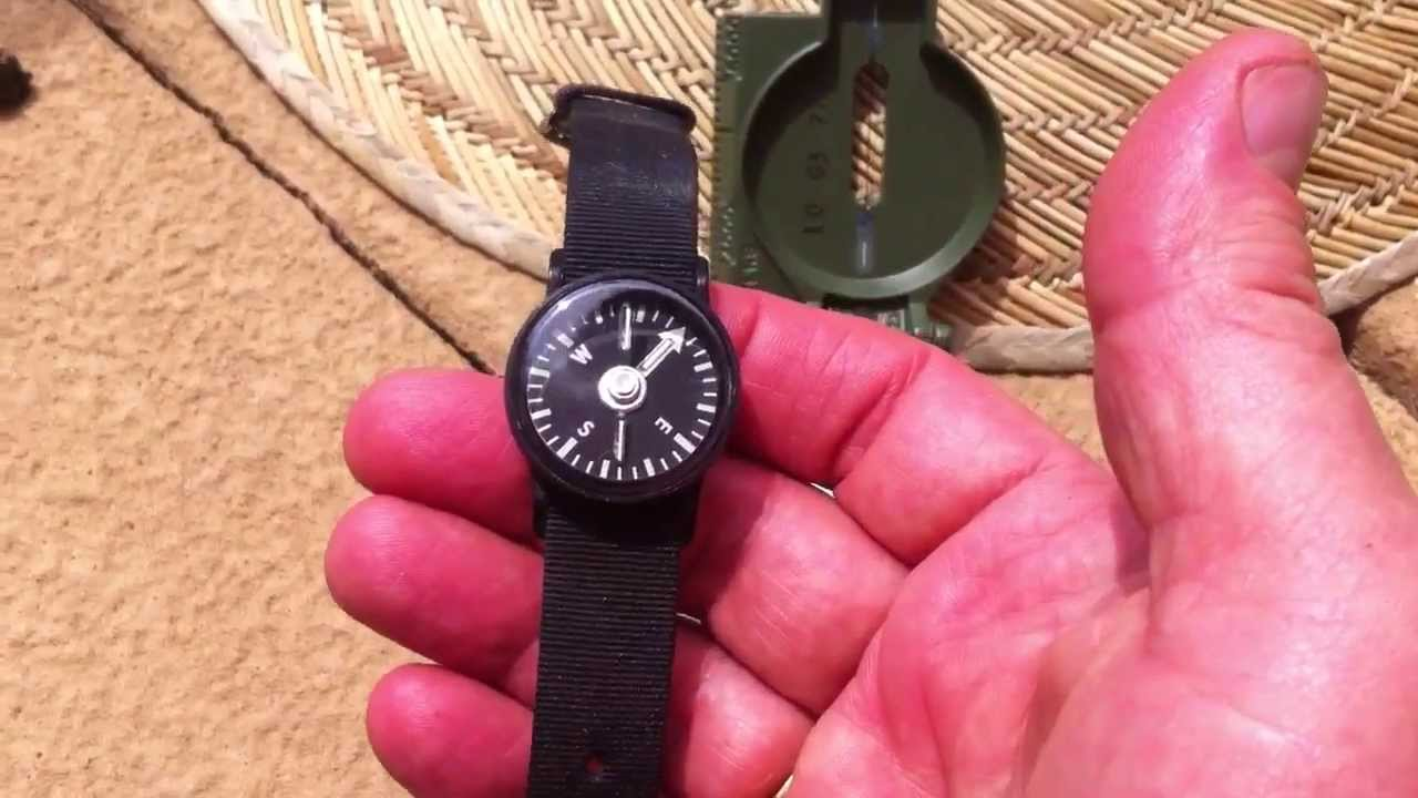 BEST COMPASS EVER! Suunto Clipper! - YouTube