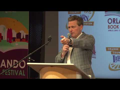 OBF 2018 Closing Keynote: Author David Baldacci - YouTube