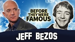 Jeff Bezos | Before They Were Famous