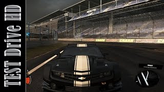 Chevrolet Camaro SS | Circuit Spec - 2010 - The Crew - Test Drive Gameplay (PC HD) [1080p]