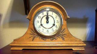 31 Day D&a Mantel Clock