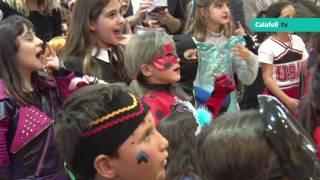 Carnaval Xurigué 2017 - carnaval infantil