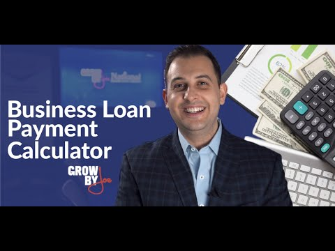 Business Loan Calculator: How To Calculate Interest Rates & Terms On A Loan