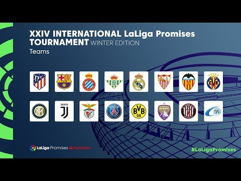 XXIV Torneo Internacional LaLiga Promises Abu Dhabi (Domingo)