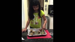 Ally Cooks - M&m Chocolate Chip Cookies