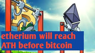 Cryptocurrency news updates / etherium will reach all time high before bitcoin