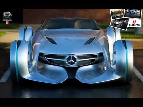 Mercedes-Benz   Silver Arrow Concept  ( 2011 )
