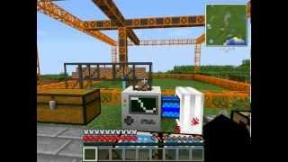 видео: Основы мода BuildCraft [rus]