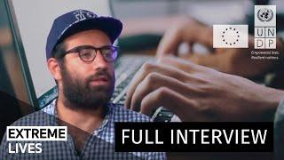 The War Online | #ExtremeLives with Abdalaziz Alhamza full episode