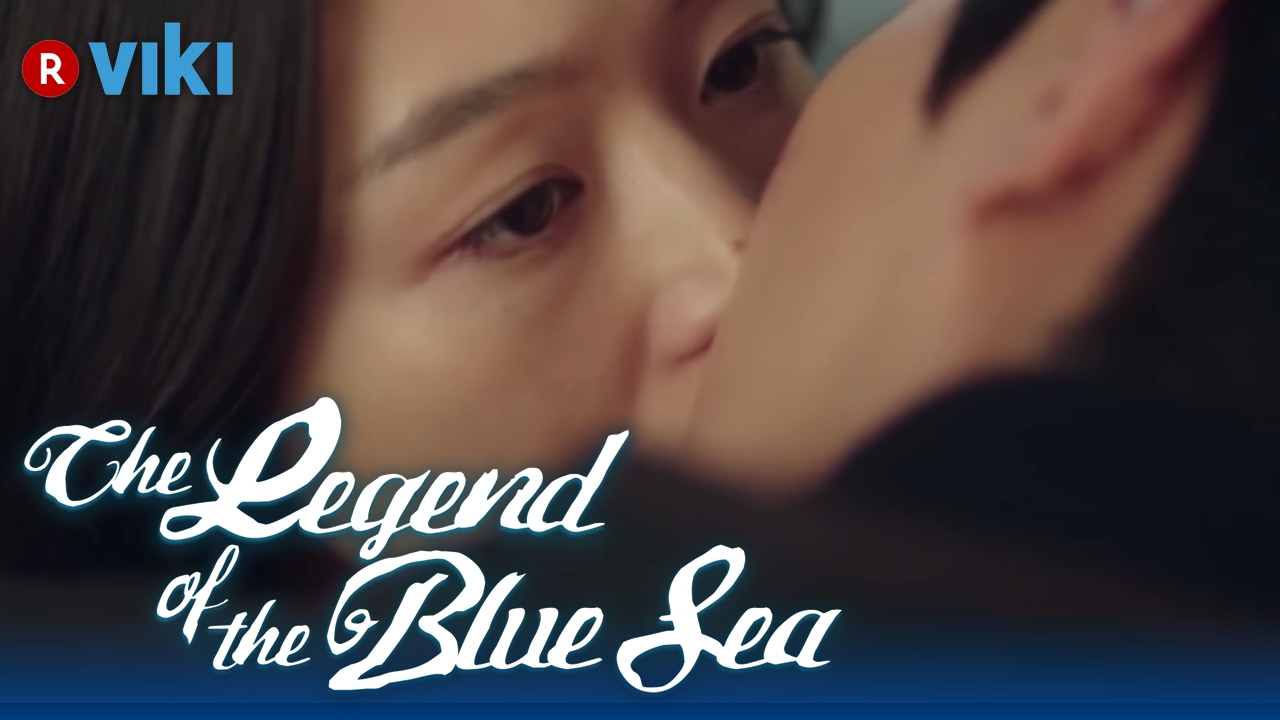 The Legend Of The Blue Sea Ep 9 Kiss Scene Youtube