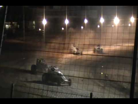 Heat #2 White Sands Speedway 5-22-10 #2 Steve Nix