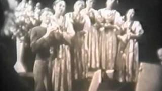 THE TRAPP FAMILY SINGERS -- Es Wollt Ein Jagerlein Jagen
