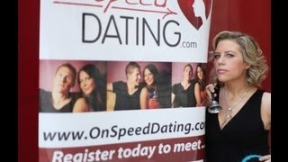 How To Speed Date.  Dating Advice On How To Select Matches After Speed Dating.