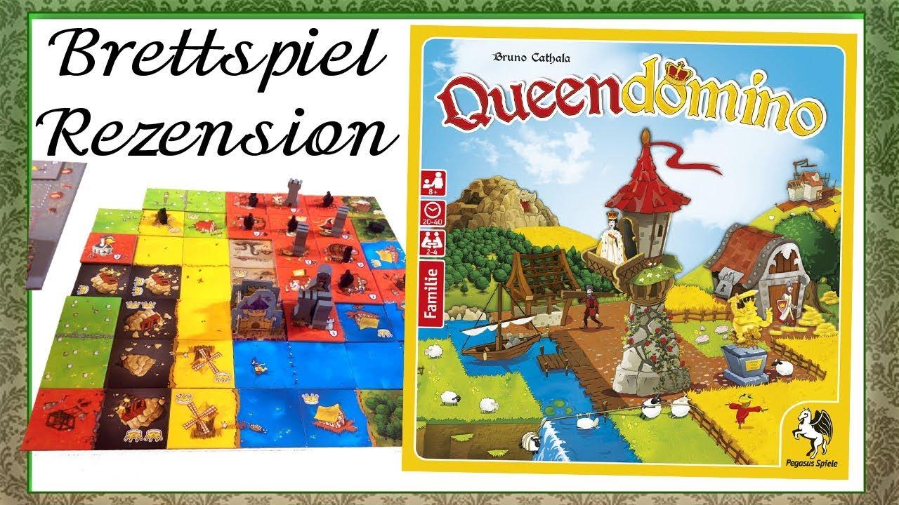 Queendomino Spiele Spiel