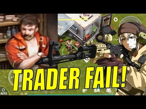 DEALER TRADE EPIC FAIL! Last Day on Earth! Zombie Horde
