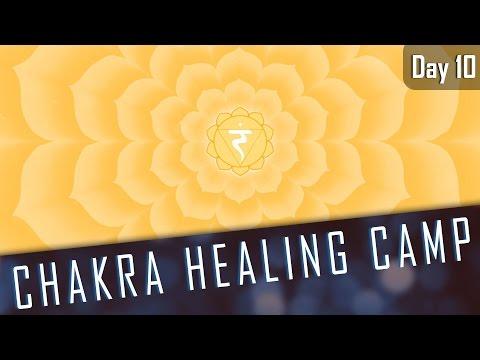 SOLAR PLEXUS CHAKRA AFFIRMATIONS | 14 Chakra Healing Camp Day#10