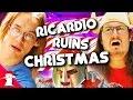 Ricardio Ruins Christmas