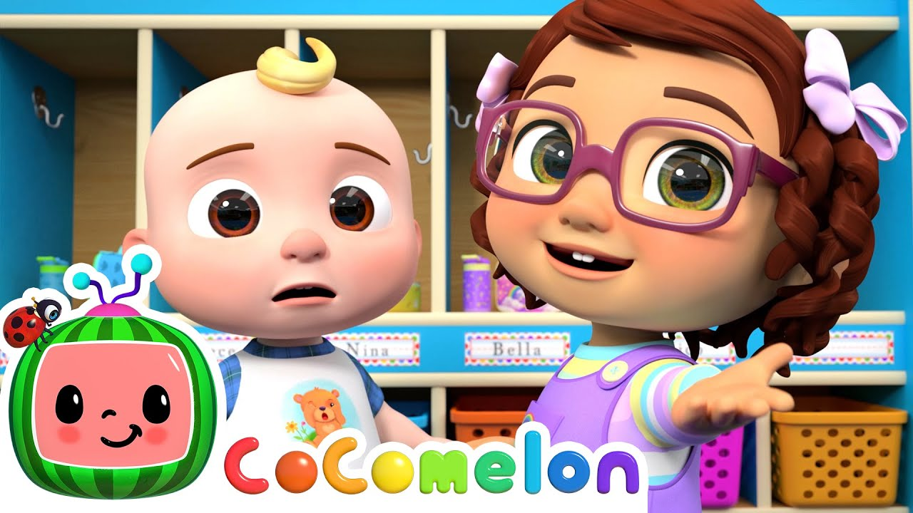 If You're Happy and You Know It! | CoComelon Nursery Rhymes & Baby Songs | Moonbug Kids