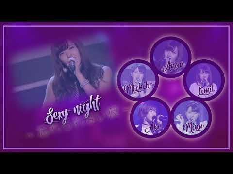 【GROUPDUB】「SEXY NIGHT ~忘れられない彼~」(H!P LIVE 2016 ver) 歌ってみた