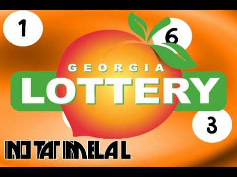 Georgia Lottery Lotto Ball Mania - YouTube