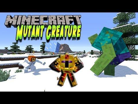 [FR]-Mutant Creature : Présentation de mods-[Minecraft 1.7.2]