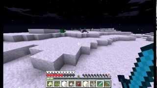Mein erstes Minecraft test (ausprobieren ob aufnahme funktioniert) Video