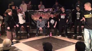 HOOK UP POP 2015/4/17【FINAL】MIKI VS RICKY