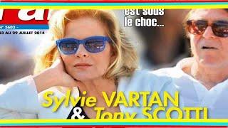 Sylvie Vartan et Tony Scotti, un divorce douloureux