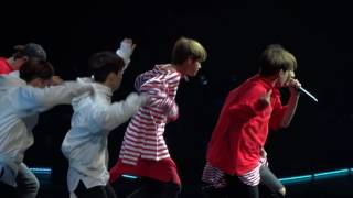 Video V, Jin, Jimin, Jungkook - Lost [BTS Wings Tour Sydney 2017] download MP3, 3GP, MP4, WEBM, AVI, FLV Mei 2018