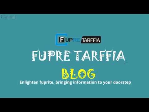 fupre tarffia all you need to know