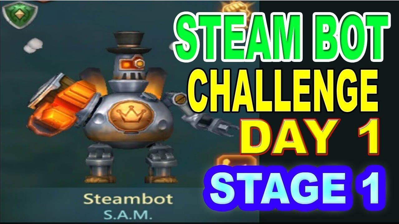 How to win steam bot challenge day 1 widely known steam boot