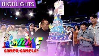Direk Bobet reveals his birthday wishes   It's Showtime