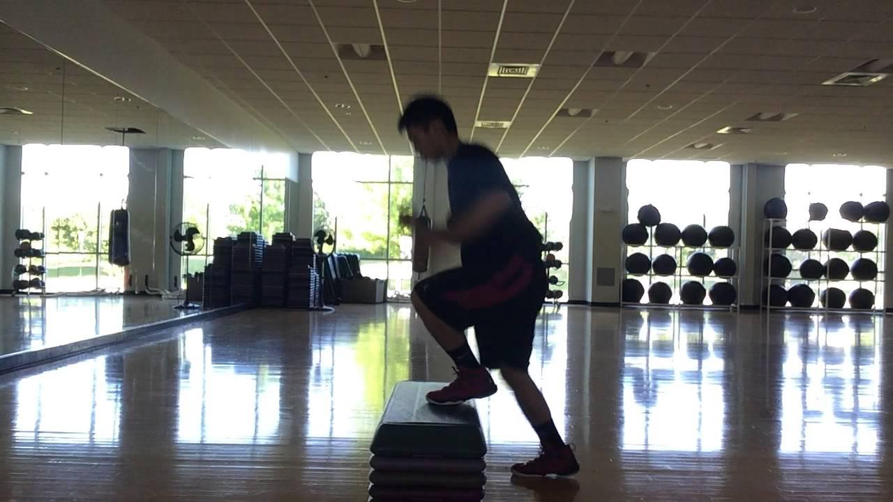 1 Leg Chair Rockets - YouTube