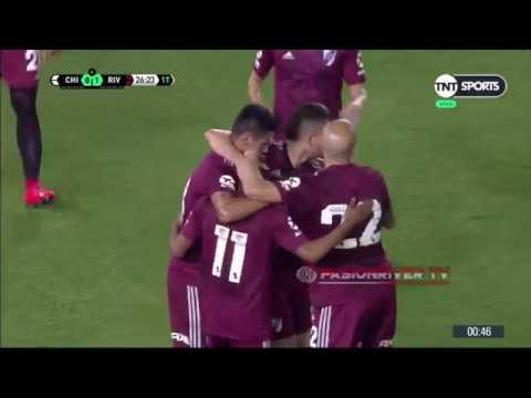 River Plate vs Chivas De Guadalajara (5-1) Amistoso Internacional 2019 - FULL HD