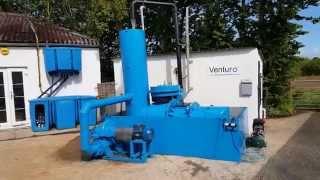 unique 500mm venturo zero energy ram pump for large scale water transfer