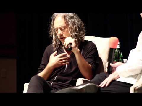 Kirk Hammett On His Obsession With Horror