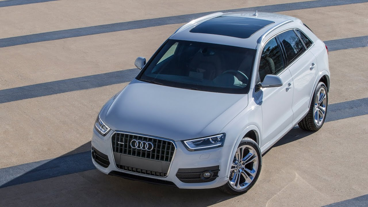 Audi Q3 Versions : 2015 audi q3 us version youtube ~ Gottalentnigeria.com Avis de Voitures