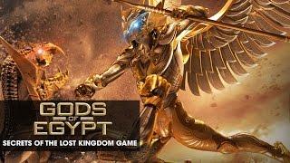 Deuses do Egito parte 2 #MassStation