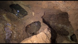 Exploring a Large Gold & Silver Mine - Part 2: Amazing Stopes