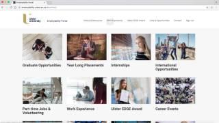 Your Employability Portal