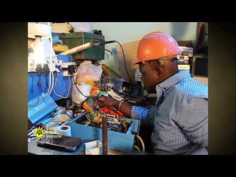 Solar Installation Technician Industry in Namibia - Live your Passion
