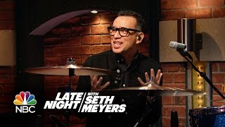 Fred Armisen Watched Every Second of March Madness